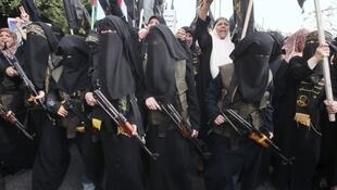 les femmes jihqdistes