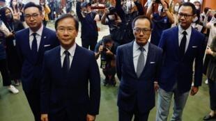 'Yan Majalisan Hong Kong da aka kora karkashin sabuwar dokar China
