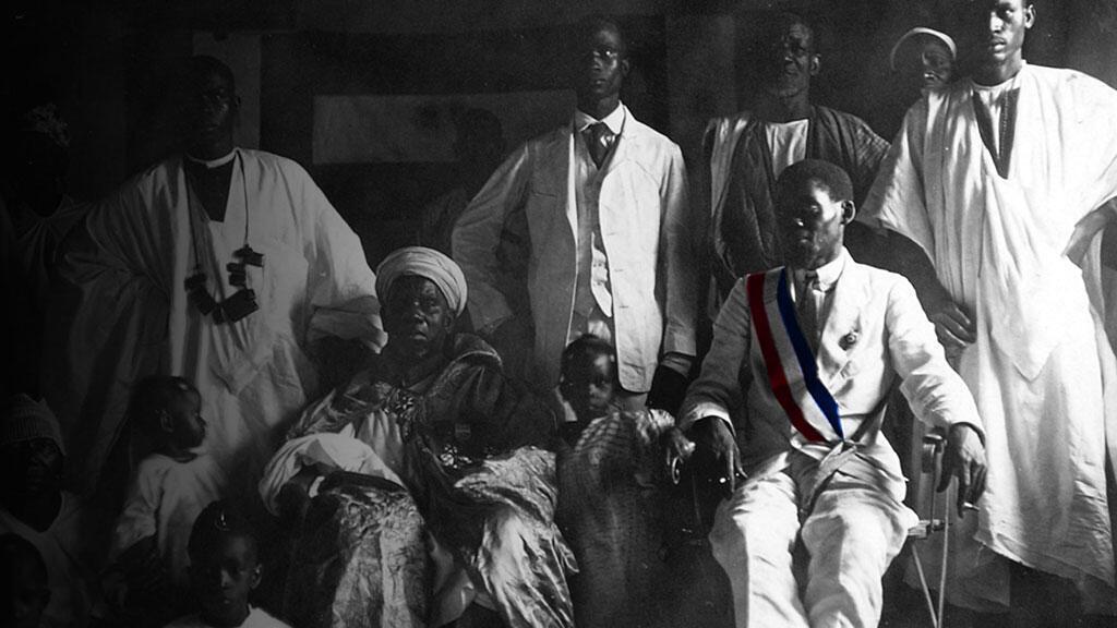 1918 Mission Blaise Diagne - Introduction