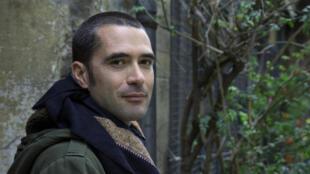 L'écrivain Francis Tabouret.