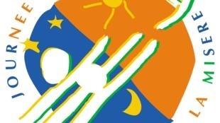 Logo de la journée mondiale du refus de la misère