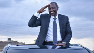 Kenyan Deputy President William Ruto