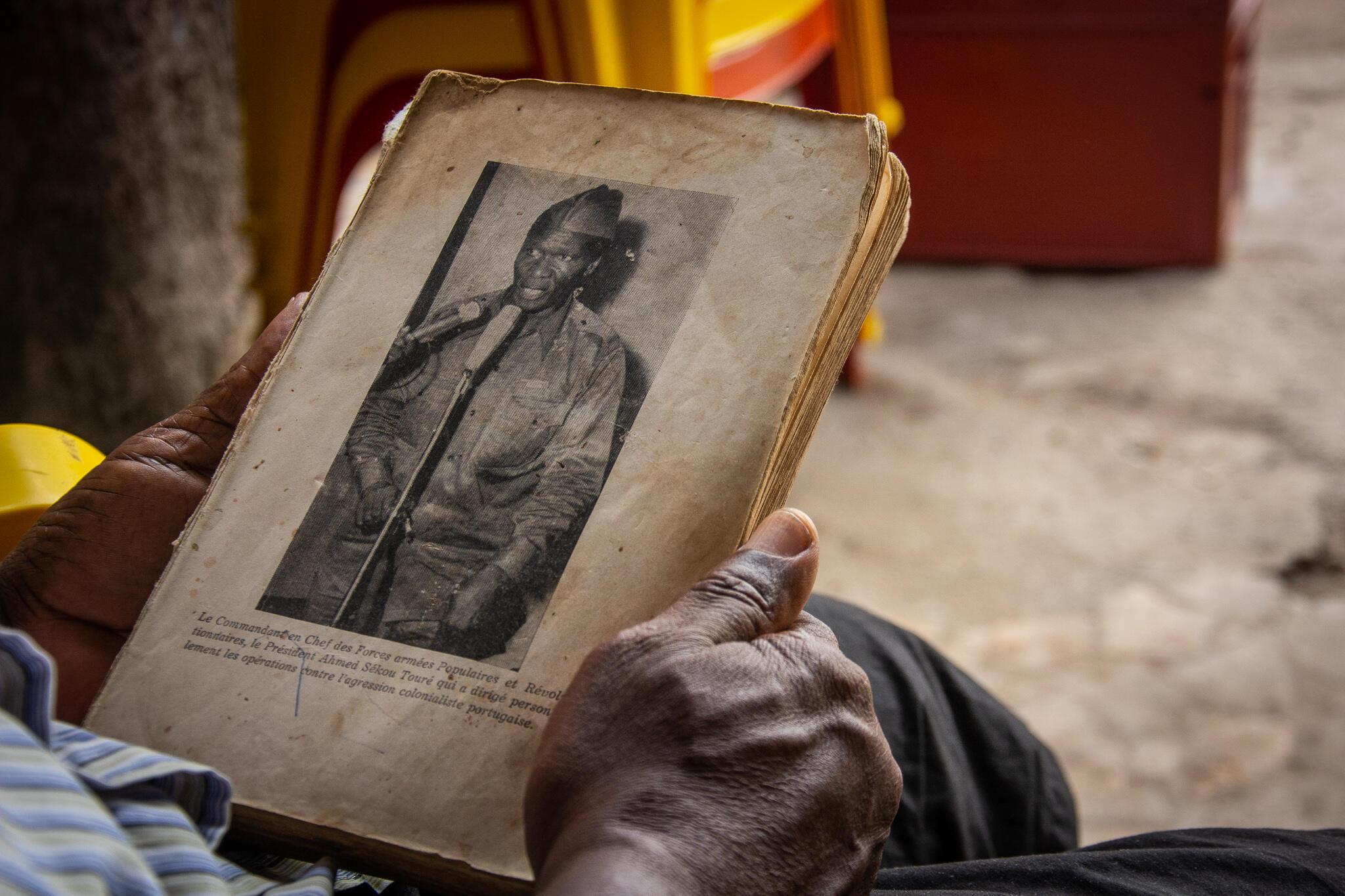 livre blanc guinée