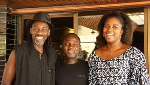 Saintrick, Hervé Gogoua et Kamaldine