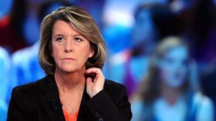 La journaliste Arlette Chabot.
