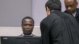 Dominic Ongwen, mataimakin shugaban kungiyar LRA ta Uganda