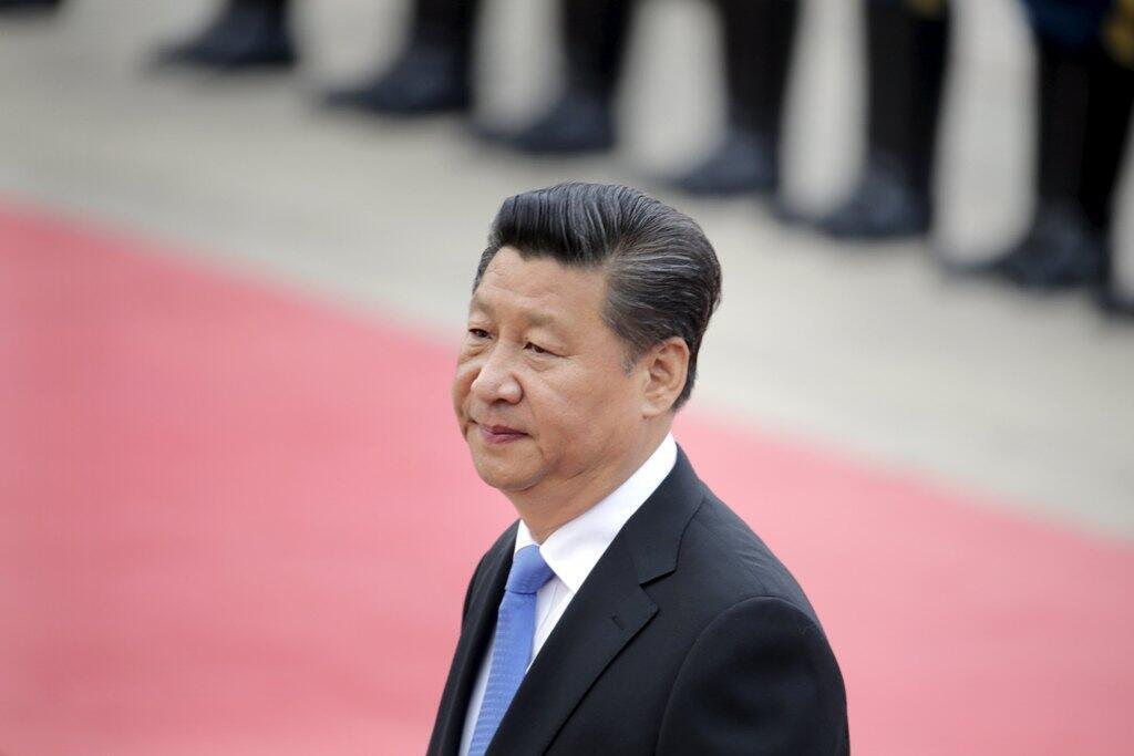 資料圖片:中國國家主席習近平。攝於2015年6月 9日。