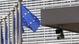 Makao makuu ya Tume ya Ulaya mjini Brussels. Mashauriano kati ya EU na Burundi yamefanyika katika faragha.