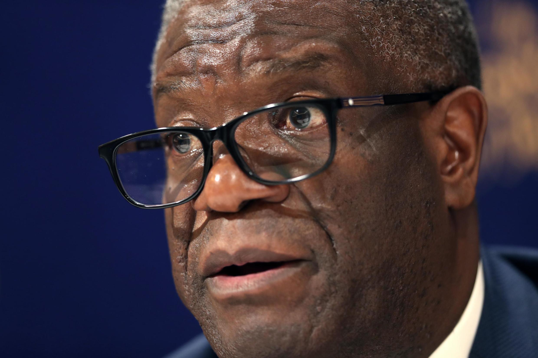 En RDC, des mesures ont été prises par le président Félix Tshisekedi pour assurer la sécurité du docteur Denis Mukwege, menacé de mort.