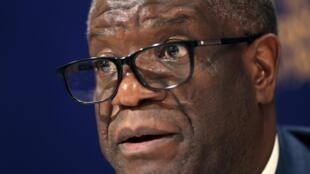 En RDC, des mesures ont été prises par le président Félix-Antoine Tshisekedi pour assurer la sécurité du docteur Denis Mukwege, menacé de mort.