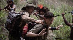 Charlie Hunnam et Tom Holland dans «The Lost City of Z», de James Gray.