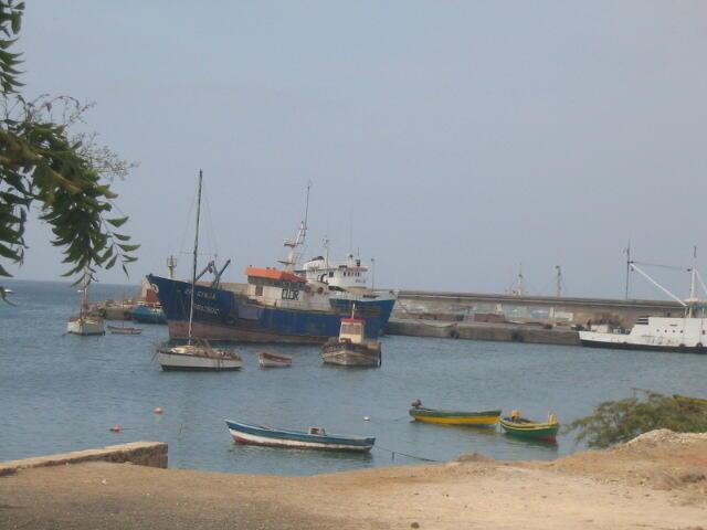 Ilha do Sal, Cabo Verde.