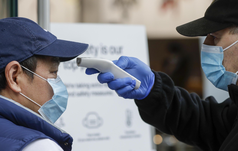 Covid-19 en Australie: un rapport alerte sur la contamination par voie aérienne