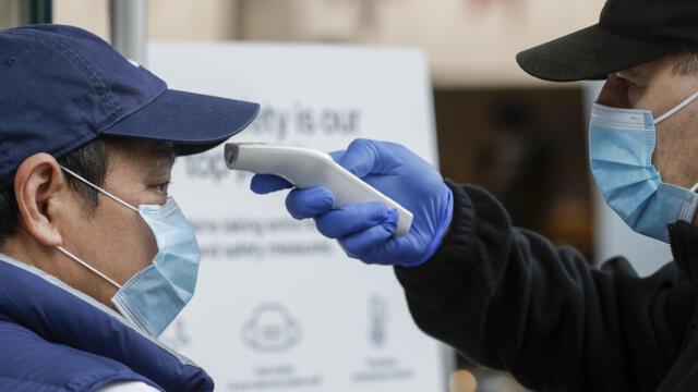Covid-19 : 澳大利亚报告病毒空气传播(photo:RFI)