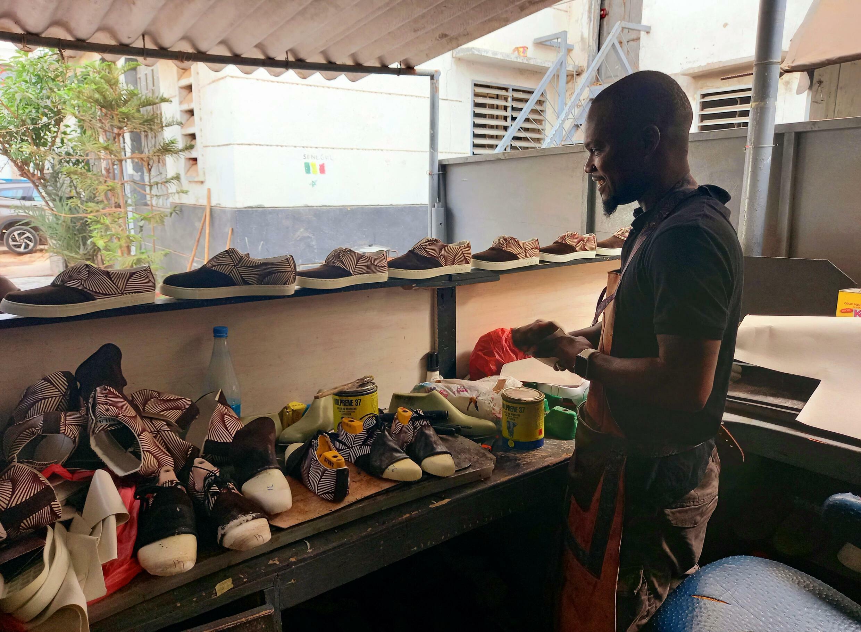 Photo épisode 6 Dakar (serie basket)