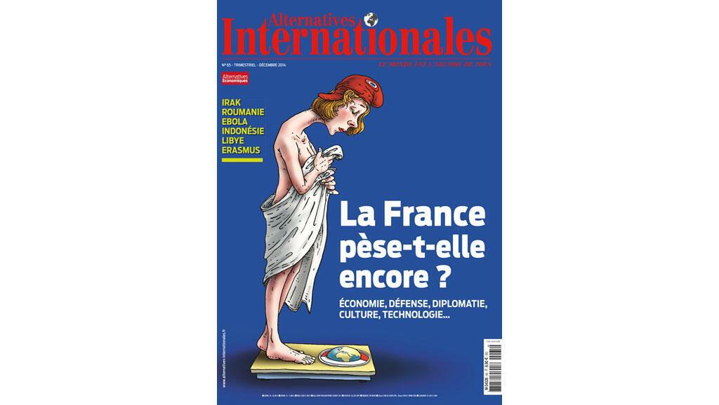Alternatives internationales, n° 65, décembre 2014.