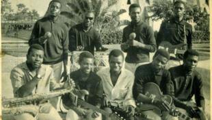 Les Bantous de la Capitale était le groupe congolais le plus connus des années 1960.