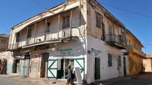 Saint-Louis du Sénégal.