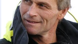 Бернар Стам (Bernard Stamm), Les Sables d'Olonne, 10 ноября 2012 года