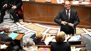 French Prime Minister Jean Castex won a solid vote of confidence after vowing to revitalise an economy battered by the effects of the coronavirus -- but the opposition was unimpressed