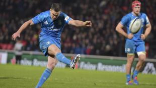 Johnny Sexton's Leinster won last season's Pro14
