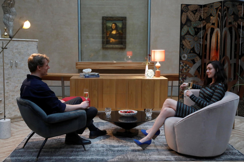 Даниэла Молинари сказала, что в последний раз посещала Лувр 14 лет назад. «Я была еще ребенком и ничего не помню», — отметила она в интервью журналистам.
