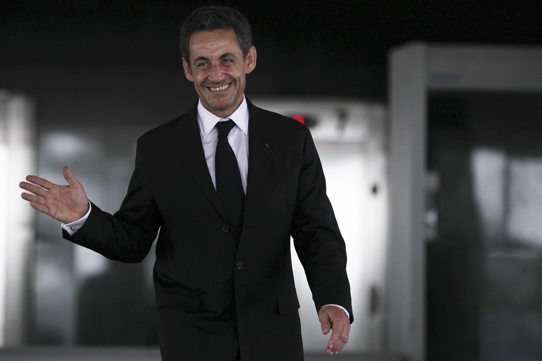 Former French president, Nicolas Sarkozy