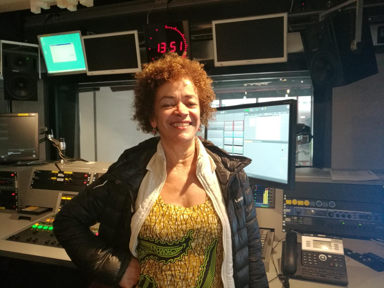 Fafá Leonardo, promotora cultural há mais de 30 anos em Paris.