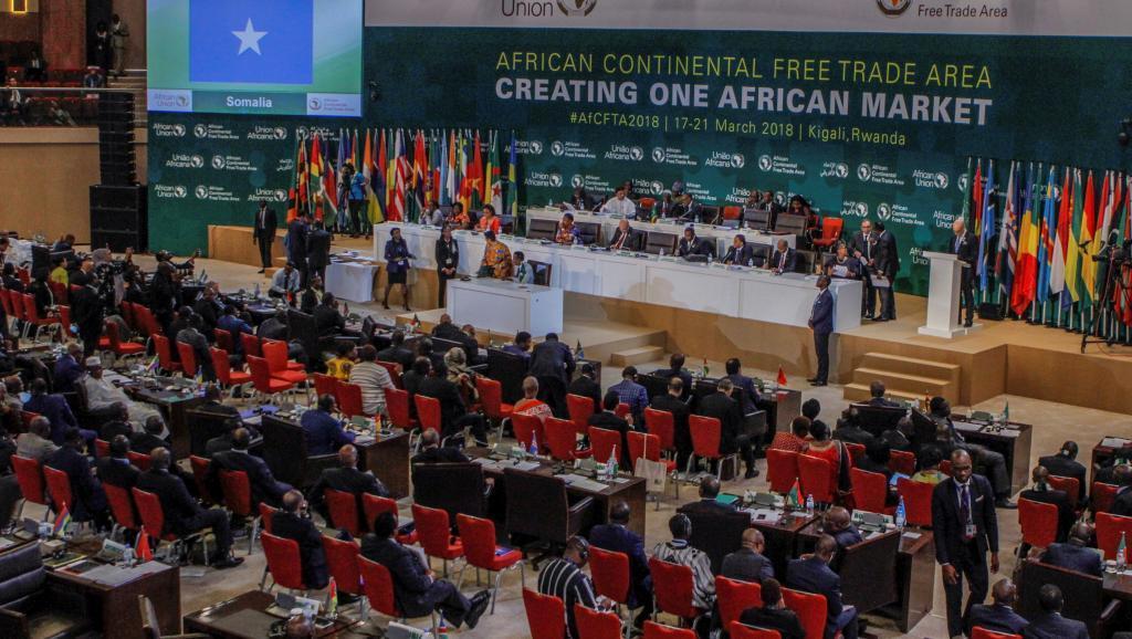 Bikin sanya hannu kan yarjejeniyar kasuwanci ta bai-daya tsakanin kasashen Afrika a birnin Kigali na Rwanda