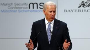 سخنرانی Joe Biden- معاون رییس جمهوری آمریکا، در کنفرانس امنیتی مونیخ. ١٤بهمن/ ٢فوریه ٢٠١٣