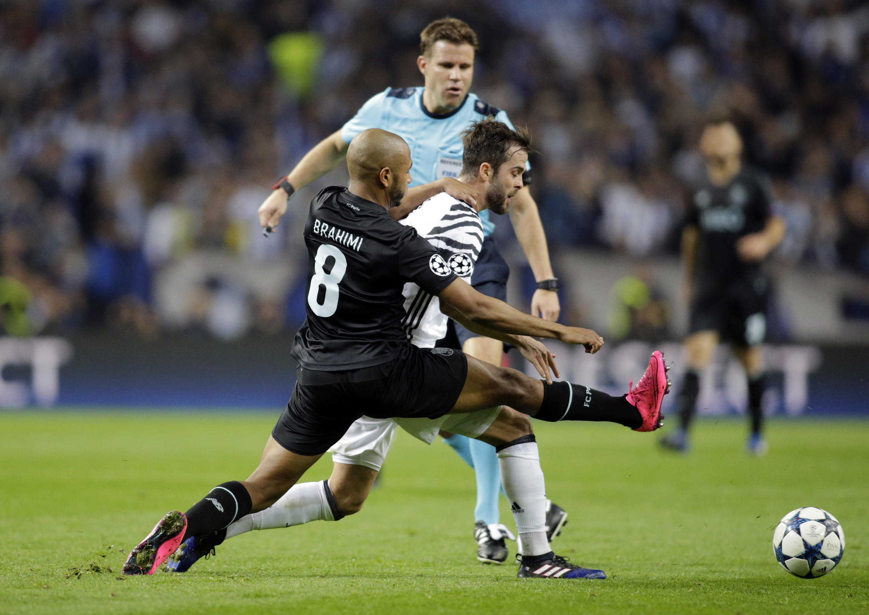 O Futebol Clube do Porto foi ontem eliminado da Liga dos Campeões após ter perdido por 1-0 contra a Juventus. Os clubes portugueses despedem-se, assim, das provas europeias.