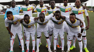 L'équipe du Bénin.