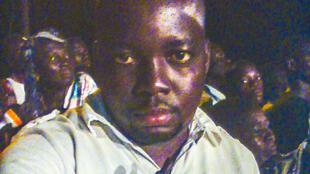 Jean-Pierre Boussim lors de la cérémonie des Trésors du Faso à Koupéla.