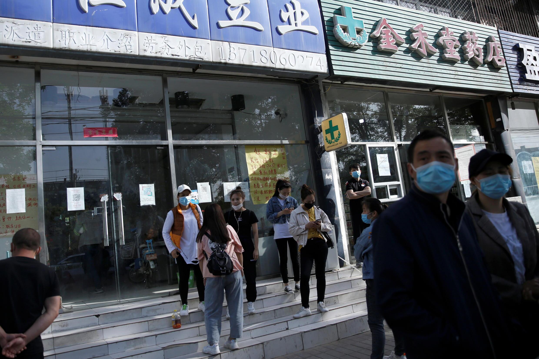 Chine - chômage