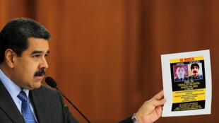 Nicolas Maduro,Shugaban kasar Venezuela