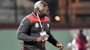 Football - RDC - Christian Nsengi - Algérie - 2019 - AFP