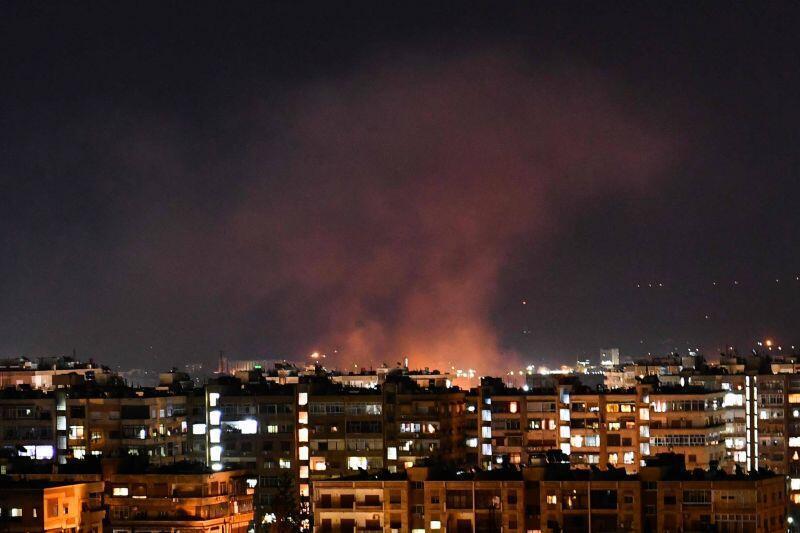 Birnin Damas na kasar Syria