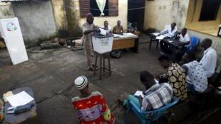 Le fichier électoral guinéen est source de dissensions politiques depuis cnq ans (image d'illustration)
