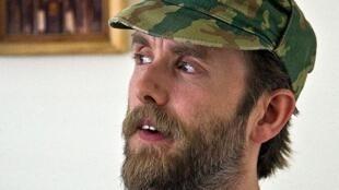 O norueguês Kristian Vikernes mora na França e foi condenado a 21 anos de prisão por assassinato na Noruega.