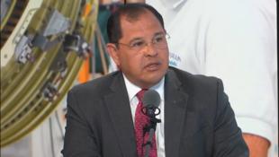 Luis Lizcano, Presidente ejecutivo de la Federación Mexicana de la industria Aeroespacial en Escala en París