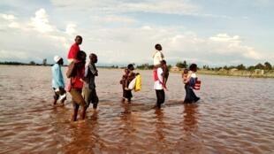 Mafuriko katika jimbo la Homabay nchini Kenya
