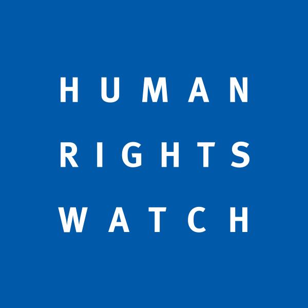 Logo de L'ONG Human Wrights Watch