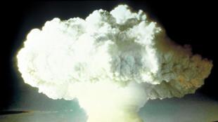 (Ảnh minh họa) – Từ năm 2000 đến này, Bắc Triều Tiên là nước duy nhất thử hạt nhân, tổng cộng 6 vụ.
