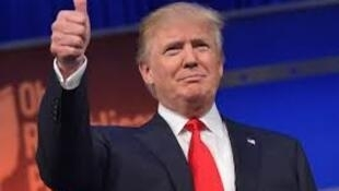 Vitória de Donald Trump na eleição presidencial norte-americana