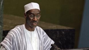 Le Premier ministre malien Moctar Ouane.