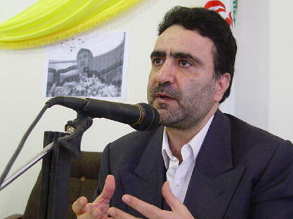 مصطفی تاج زاده، یکی از مسئولان ارشد جبهه مشارکت