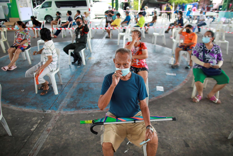 thailande covid test coronavirus