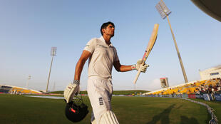 Following his heroics in the first Test, Alastair Cook scored an important knock in the first innings of the second Test match against Pakistan.