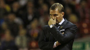 Brendan Rodgers' expensively assembled side is languishing at the bottom end of the English Premier League.