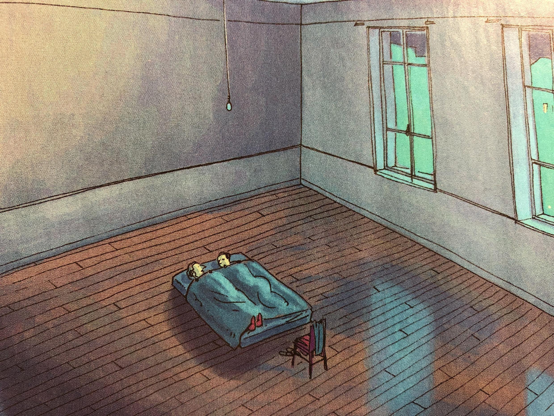 Revista conta a história de pessoas que vivem em casas e apartamentos apenas com objetos e móveis essenciais